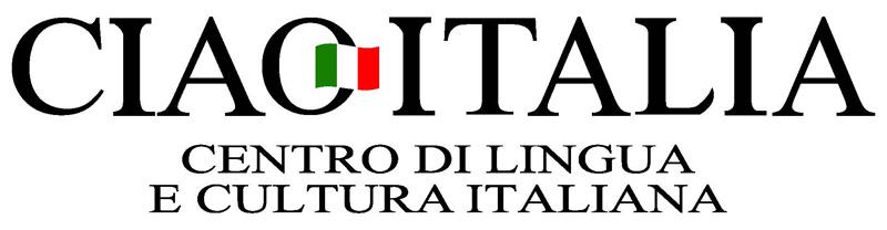 Logo Ciao Italia_bianco